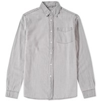Saturdays Surf Nyc Crosby Denim Shirt Black