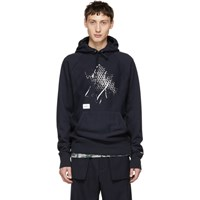 Vans Navy Wtaps Edition Pullover Hoodie