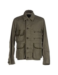 Marlboro Classics Coats And Jackets Jackets Men Military Green