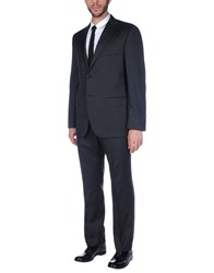 Luigi Bianchi Mantova Suits Black