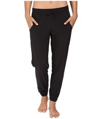 Lucy Do Everything Cuffed Pants Black Women's Casual Pants