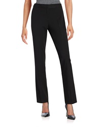 Vince Camuto Flared Stretch Dress Pants Rich Black