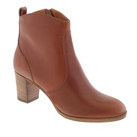 J.Crew Aggie Ankle Boots Adobe