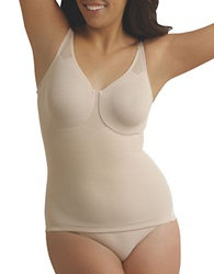 Miraclesuit Extra Firm Control Sheer Camisole Beige