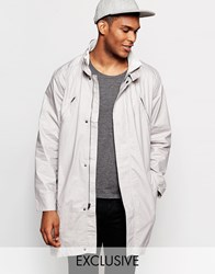 Standard Issue Exclusive Military Parka Grey