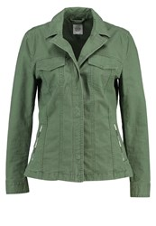 Gap Summer Jacket Jungle Green Khaki