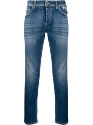 Dondup Light Wash Fitted Jeans 60