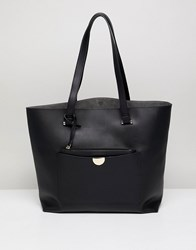 New Look Tote Bag In Black