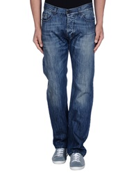 Pierre Balmain Denim Pants Blue