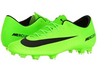 Nike Mercurial Victory Vi Fg Electric Green Black Flash Lime White Men's Soccer Shoes