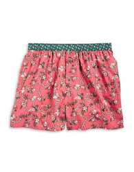 Tommy Bahama Island Washed Cotton Boxers Red