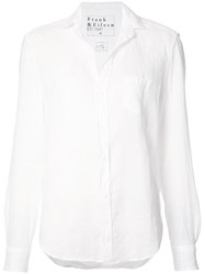 Frank And Eileen Shirt White