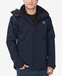 Karrimor Men's 3 In 1 Jacket From Eastern Mountain Sports Oxford Navy