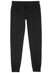Cotton Citizen Cobain Black Terry Jogging Trousers