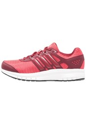 Adidas Performance Duramo Lite Neutral Running Shoes Core Pink White Collegiate Burgundy Red