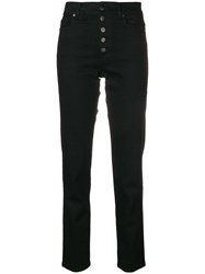 Joseph Slim Fit Jeans Black