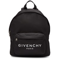 Givenchy Black And White Urban Backpack