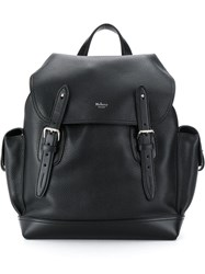 Mulberry Heritage Backpack Black