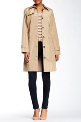 Julie Brown Trench Coat Brown