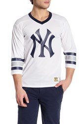 Mitchell And Ness Pick Up Game Shirt Blue