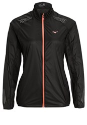 Mizuno Sports Jacket Black