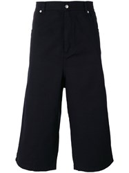 Societe Anonyme 'Summer Hackney' Cropped Trousers Blue