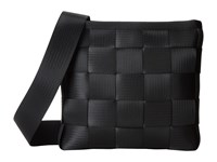Harveys Seatbelt Bag Mini Messenger Salvage Black Cross Body Handbags