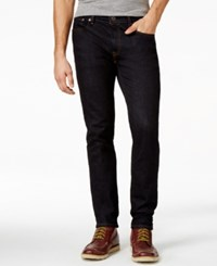 Tommy Hilfiger Slim Fit Black Rinse Jeans