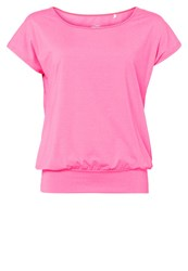 Venice Beach Ria Sports Shirt Lolly Melange Pink