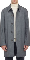Aquascutum London Aquascutum Broadgate Raincoat Grey