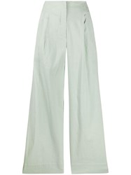 Tela Wide Leg Flared Trousers 60