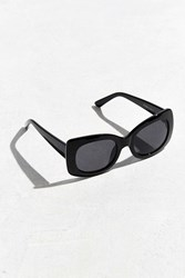 Urban Outfitters Chunky Square Sunglasses Black