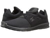 Dc Heathrow Se Black Black Black Skate Shoes