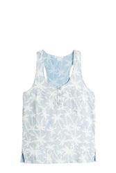 Splendid Palm Tree Tank Top