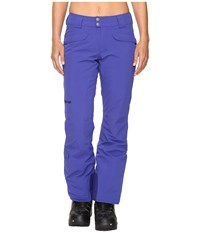 Marmot Skyline Insulated Pant Royal Night Women's Casual Pants Blue