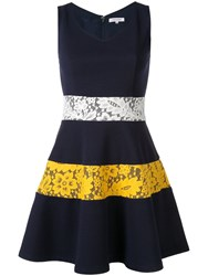 Guild Prime Fit And Flare Dress Blue