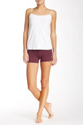 Alo Yoga Big Waves Short Red