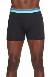 The Rail Modal Blend Boxer Briefs Black Blue