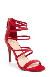 Women's Bp. Alexy Sandal Red Suede