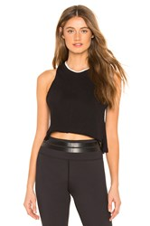 Free People Movement Relay Solid Tank Black