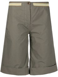 Mr And Mrs Italy Flared Bermuda Shorts 60