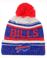 New Era Buffalo Bills Snow Dayz Knit Hat A Macy's Exclusive Style Royalblue White Red