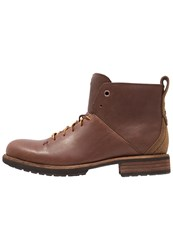 Ugg Keaton Laceup Boots Choco Light Brown