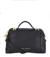 Ted Baker Small Albett Cross Body Bag Female Black