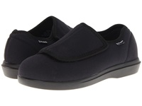 Propet Cush 'N Foot Medicare Hcpcs Code A5500 Diabetic Shoe Black Women's Hook And Loop Shoes