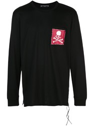 Mastermind Japan Skull Patch Top 60