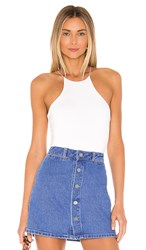 Bailey 44 Renee Top In White. Chalk