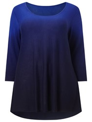 Studio 8 Olga Ombre Jumper Blue