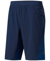 Adidas Men's Crazytrain Tough Shorts Navy