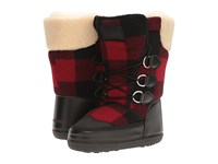 Dsquared Snow Boot Nero Rosso Women's Boots Black